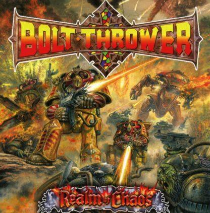 BOLT THROWER Realm Of Chaos - Vinyl LP (black)