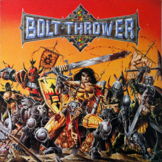 BOLT THROWER Warmaster - Vinyl LP (black)