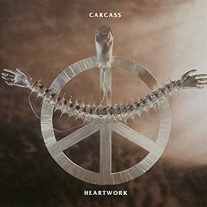 CARCASS Heartwork - Vinyl LP (black)