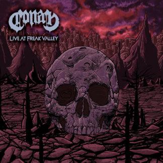 CONAN Live At Freak Valley - Vinyl 2xLP (grey)