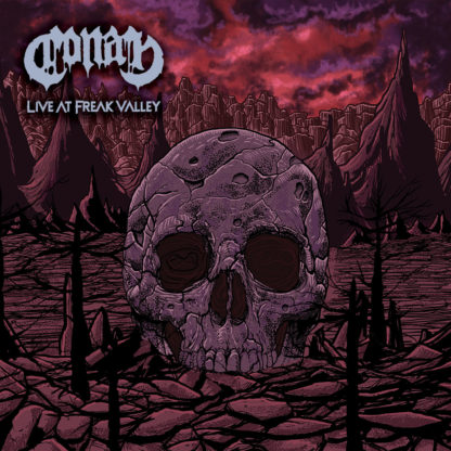CONAN Live At Freak Valley - Vinyl LP (black)