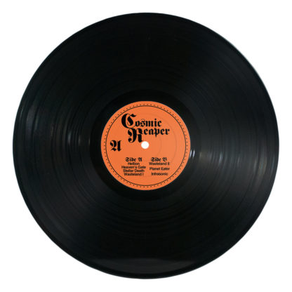 COSMIC REAPER St- Vinyl LP (black)