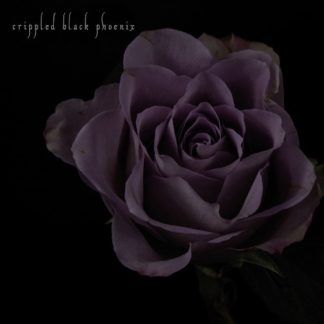 "CRIPPLED BLACK PHOENIX Painful Reminder / Dead Is Dead - Vinyl 10"" (gold purple marble 