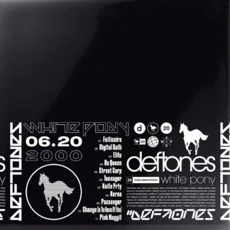 DEFTONES White Pony (20th anniversary deluxe edition) - Vinyl 4xLP (black)