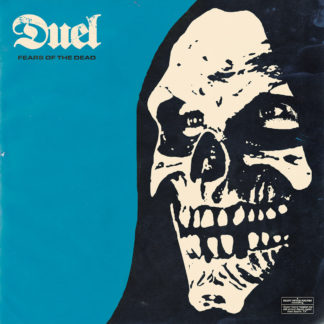 DUEL Fears Of The Dead - Vinyl LP (blue yellow orange)