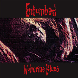 ENTOMBED Wolverine Blues - Vinyl LP (black)