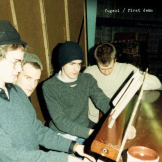 FUGAZI First Demo - Vinyl LP (black)