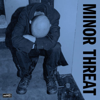 MINOR THREAT S/t - Vinyl LP (blue)