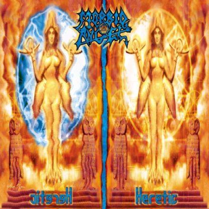 MORBID ANGEL Heretic - Vinyl LP (black)