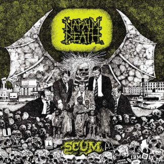 NAPALM DEATH Scum - Vinyl LP (black)
