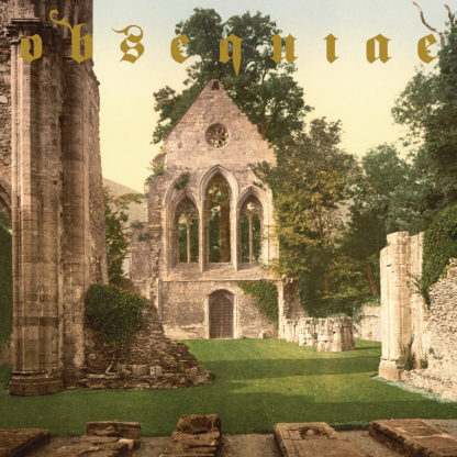 OBSEQUIAE Aria Of Vernal Tombs - Vinyl LP (olive green, doublemint, gold merge with white splatter)