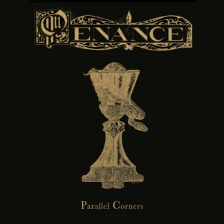 PENANCE Parallel Corners - Vinyl 2xLP (yellow with black smoke)