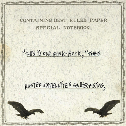 THEE SILVER MT. ZION MEMORIAL ORCHESTRA This Is Our Punk-Rock, Thee Rusted Satellites Gather+Sing - Vinyl 2xLP (black)