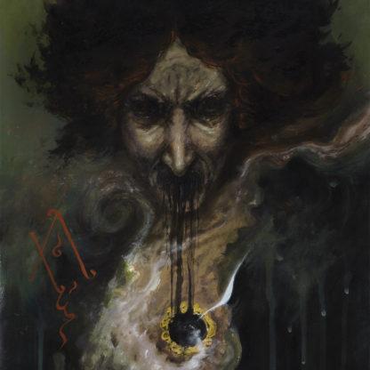 AKHLYS The Dreaming I - Vinyl 2xLP (swamp green / bone merge with mustard splatters)