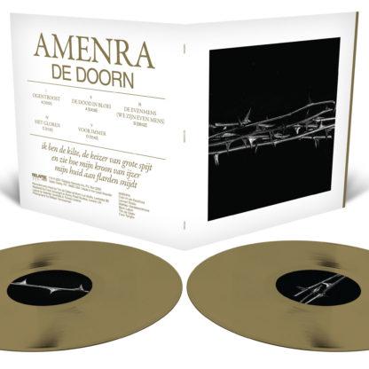 AMENRA De Doorn - Vinyl 2xLP (metallic gold)