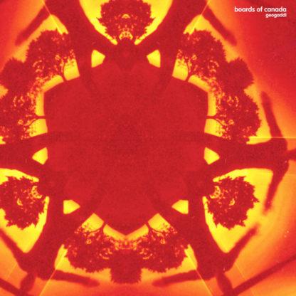 BOARDS OF CANADA Geogaddi - Vinyl 3xLP (black)
