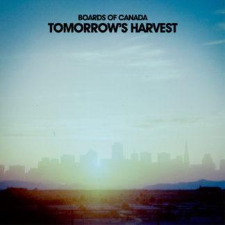 BOARDS OF CANADA Tomorrow's Harvest - Vinyl 2xLP (black)