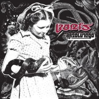 BORIS Absolutego - Vinyl 2xLP (red)