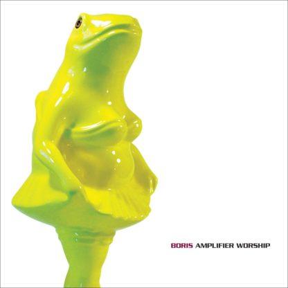 BORIS Amplifier Worship - Vinyl 2xLP (black)