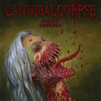 CANNIBAL CORPSE Violence Unimagined - Vinyl LP (black)