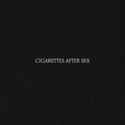 CIGARETTES AFTER SEX S/t - Vinyl LP (black)