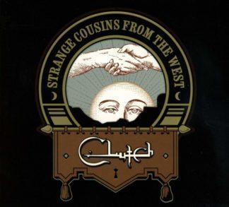 CLUTCH Strange Cousins From The West - Vinyl 2xLP (black)