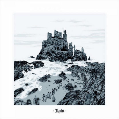 CULT OF OCCULT Ruin - Vinyl LP (grey marble)