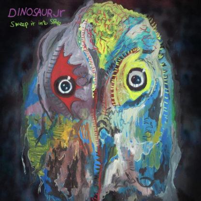 DINOSAUR JR Sweep It Into Space - Vinyl LP (dark purple blast)