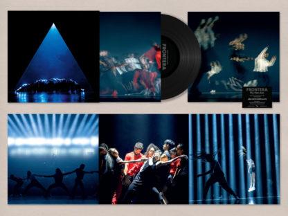 FLY PAN AM Frontera - Vinyl LP (black)