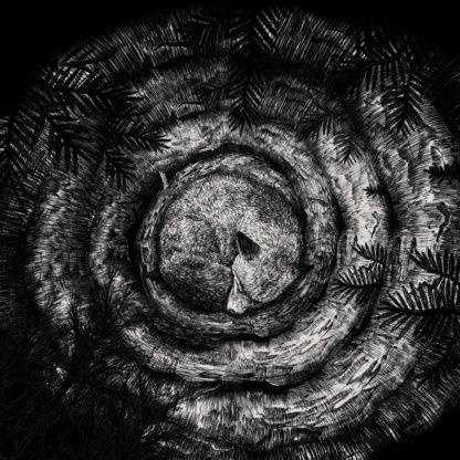 FORHIST S/t - Vinyl LP (white black merge)