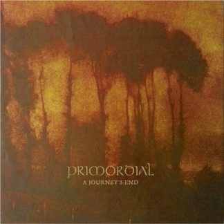PRIMORDIAL A Journey's End - Vinyl LP (black)