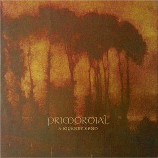 PRIMORDIAL A Journey's End - Vinyl LP (black)