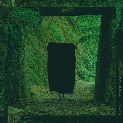 PSYCHONAUT & SÂVER Emerald - Vinyl LP (black)