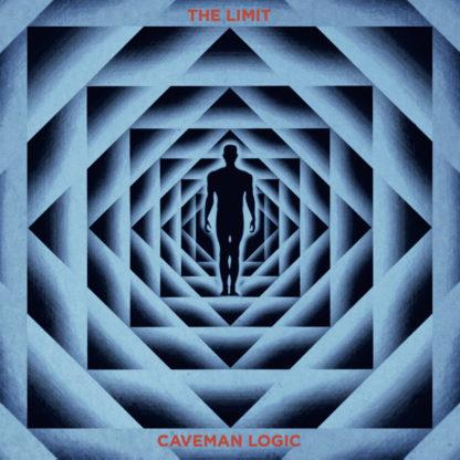 THE LIMIT Caveman Logic - Vinyl LP (blue)