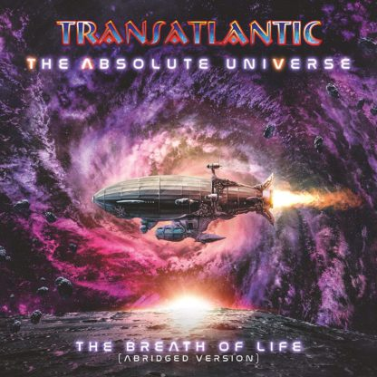 TRANSATLANTIC The Absolute Universe : The Breath Of Life (Abridged Version) - Vinyl 2xLP (black) + CD