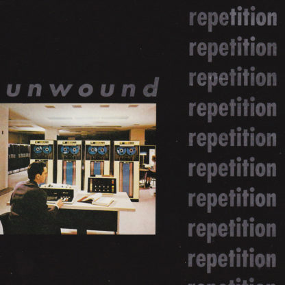UNWOUND Repetition - Vinyl LP (grey marble | black)
