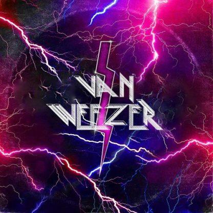 WEEZER Van Weezer - Vinyl LP (neon pink)
