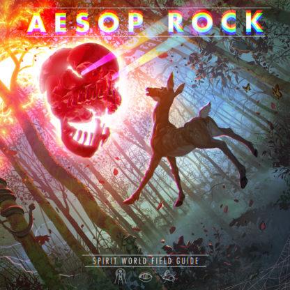 AESOP ROCK Spirit World Field Guide - Vinyl 2xLP (ultra clear)