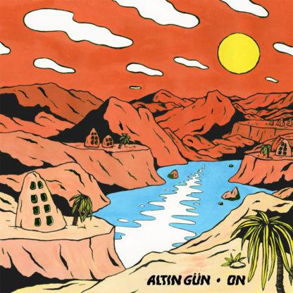 ALTIN GÜN On - Vinyl LP (black)