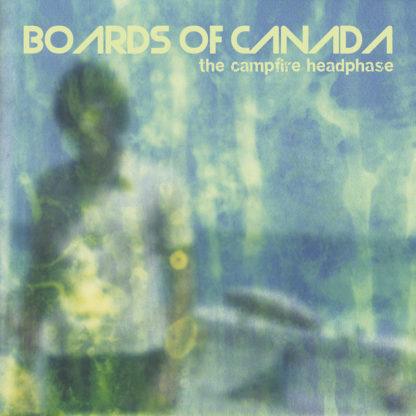 BOARDS OF CANADA The Campfire Headphase - Vinyl 2xLP (black)