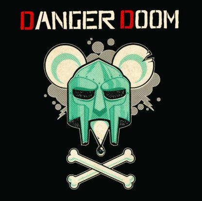 DANGER DOOM The Mouse And The Mask - Vinyl 3xLP (black)