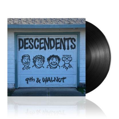 DESCENDENTS 9th & Walnut - Vinyl LP (black)