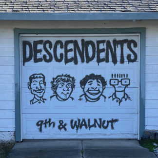 DESCENDENTS 9th & Walnut - Vinyl LP (electric blue | black)