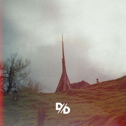 DIVIDE AND DISSOLVE Gas Lit - Vinyl LP (transparent red)