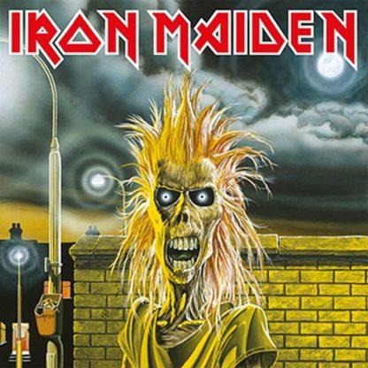 IRON MAIDEN S/t - Vinyl LP (black)