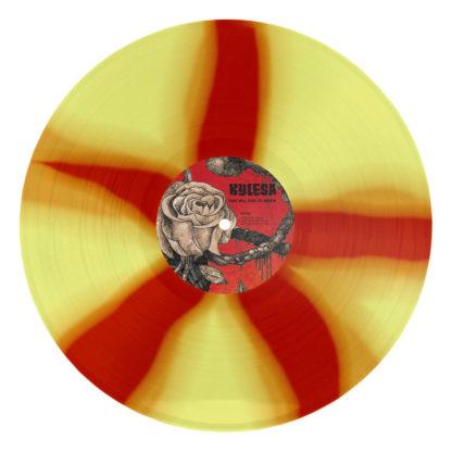 KYLESA Time Will Fuse Its Worth - Vinyl LP (cornetto yellow)