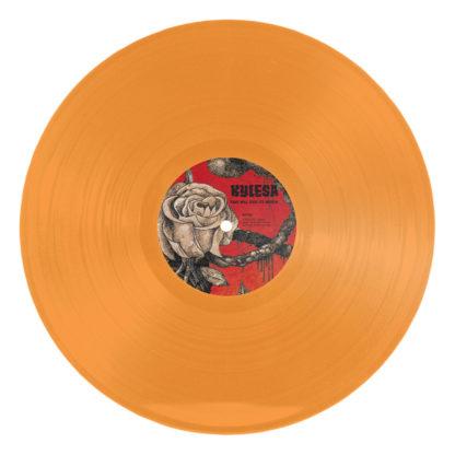 KYLESA Time Will Fuse Its Worth - Vinyl LP (orange)