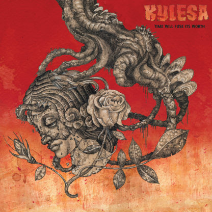 KYLESA Time Will Fuse Its Worth - Vinyl LP (orange cornetto yellow black)