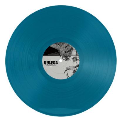 KYLESA To Walk A Middle Course - Vinyl LP (sea blue)