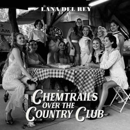 LANA DEL REY Chemtrails Over The Country Club - Vinyl LP (black)